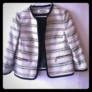 Kasper Women's size 10 office wear jacket